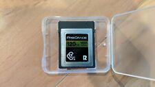 ProGrade Digital 120GB CFexpress 2.0 Gold Memory Card, 1600MB/s