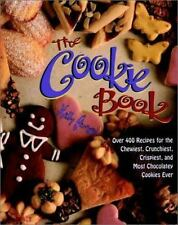 THE COOKIE BOOK - OVER 400 RECIPES - MANY ETHNIC