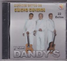 Grandes Exitos de Los Dandys  CD new nuevo Sealed