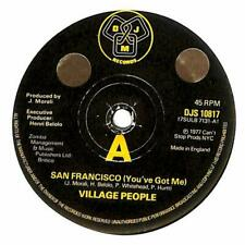 "Village People - San Francisco (You've Got Me) - 7"" Single"