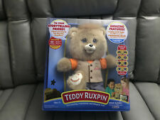 New 2017 Teddy Ruxpin Story Telling Animated Bear Bluetooth Hot Toy! Sealed!