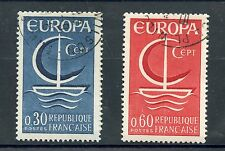 STAMP / TIMBRE FRANCE OBLITERE N° 1490/1491  EUROPA
