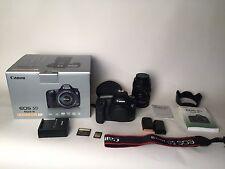 Canon EOS 5D Mark III DSLR + 24-105mm f4 L IS lens - 3395 actuation's - Mint