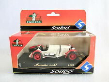 Mercedes sskl 4004 - Age d'Or Solido 1/43