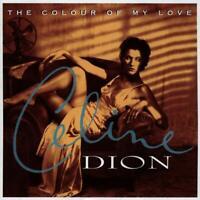 CÉLINE DION - THE COLOUR OF MY LOVE  2 VINYL LP NEU