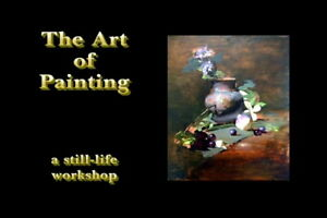 The Art of Painting - David Leffel - Art Instruction DVDs