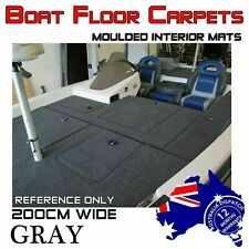 Unbranded Boat Interior, Cabin & Galley
