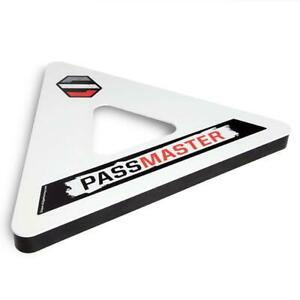 Sniper's Edge Passmaster Rebounder! Passing And One Timer Training Aid