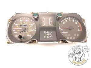 1997 Mitsubishi Montero 136K Instrument Gauge Cluster Speedometer MR262586