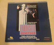 Exquisite Corpses on Laserdisc. Exellent Condition.