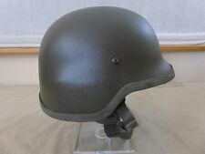 #388 Dänemark Army Kevlarhelm 55-57 Gefechtshelm Combat Helmet Medium