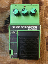 Ibanez Tube Screamer Classic TS10 Overdrive Guitar Effect Pedal Made in Japan