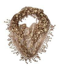 Écharpes et châles foulards en acrylique pour femme