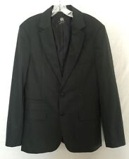 New Rock & Republic Gray Wool Blazer Sports Coat Jacket Single Vent Mens Sz 40