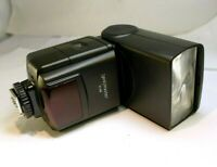 Promaster 5027 flash for Canon AS IS parts or repair