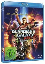 GUARDIANS OF THE GALAXY VOL. 2  BLU-RAY DEUTSCH