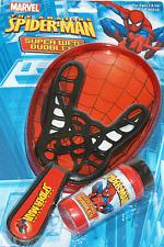 Spiderman Super Web Bubble Set & Bubbles