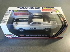 1:32 SCALE 1965 #61B SHELBY GT-350R JERRY TITUS MONOGRAM LIMITED SLOT CAR MIB