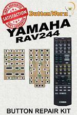 YAMAHA Rubber Button Repair Kit RAV249 RAV250 RAV251 RAV252 RAV253 RAV254 RAV255