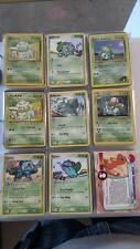 Original Pokemon Cards Base set
