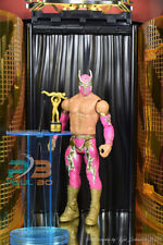 WWE ROH AEW WCW ECW NXT IMPACT MATTEL K B34 SIN CARA