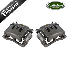 Rear OE Brake Caliper Pair 2007 2008 2009 - 2011 Ford F250 2007 - 2011 2012 F350