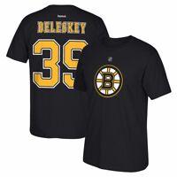 Matt Beleskey Reebok Boston Bruins Premier Player Jersey Black T-Shirt Men's