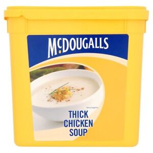 McDougalls Thick Chicken Soup 2.25 KG