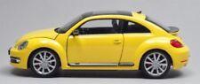 Véhicules miniatures jaunes pour Volkswagen 1:24