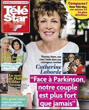 TELE STAR n°2197 10/11/2018  Catherine Laborde/ Une Famille Formidable/ Gildas