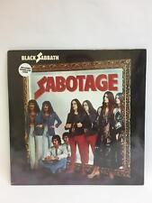 New Black Sabbath Sabotage - Vinyl Record LP - BS 2822