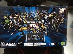 HORI Ultimate Marvel VS Capcom 3 Arcade Stick - Xbox 360 & PC - Never Used