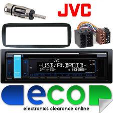 Alfa Romeo Spider 2003-2015 JVC CD MP3 USB Aux Ipod Car Radio Stereo Kit
