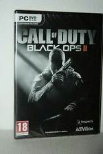 CALL OF DUTY BLACK OPS II GIOCO NUOVO SIGILLATO PC DVD VER ITALIANA AR1 50081