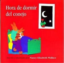 Rabbit's Bedtime Spanish/English Edition : Hora De Dormir Del, Kaplan, Annie Gar