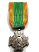 RARE DUTCH/NETHERLANDS EXPEDITION CROSS 1869 CAMPAIGN MEDAL