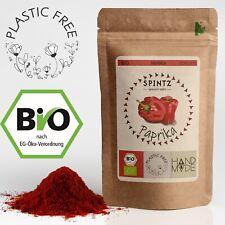 500g Bio Paprika edelsüß Paprikapulver rot aus kbA gemahlen Paprika Gewürz