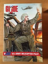 "1997 Gi Joe Classic Collection Gi Jane Helicopter Pilot,12"" Action Figure,MISP"