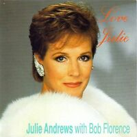 Julie Andrews with Bob Florence-With Love CD