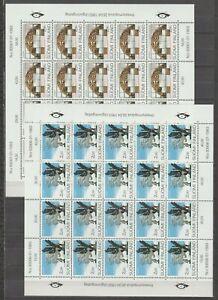 s37834 FINLAND EUROPA CEPT MNH** 1993 MSx2