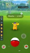 Shiny Pikachu Pokemon Halloween Mischief Pikachu- Male Female - Trade - Describe
