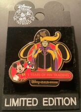 WDW 5 Years of Pin Trading Collection MGM Studios Maleficent LE 1500 Pin