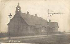 Rotherham. St Saviour's Church, Doncaster Road, Eastwood. Demolished.