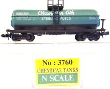 N Model Power 3760 40ft Single Dome Tanker Champion Oils HJMX #6010