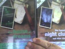 2x Agatha Christie Readers House of Dreams +the tuesday night club CDs plus Book