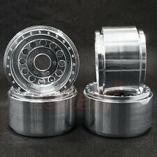 Gear Head RC Aluminum 1.9 12-Pack EZ-Loc Wheels 4pcs #GEA1014