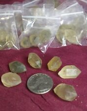 lot of 3 double terminated Hanksite crystals, Searles Lake Ca. healing, h17-1231