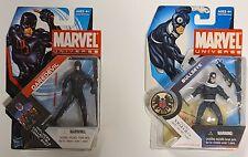 Marvel Universe Shadowland Daredevil (S4#4) & Bullseye (S1#10) 2 Pack.