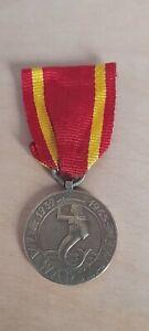 Polish WW2 Warsaw Campaign Medal.
