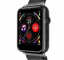 Lemfo LEM10 +Smart as you are+ Android Handy als Smartwatch - 4G WiFi Pulsmesser